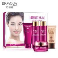 泊泉雅墨菊 化妆品套装 五件套补水控油 护肤套装 化妆品生产厂家