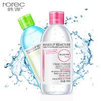 韩婵净颜洁肤清爽净透 卸妆水温和卸妆滋养保湿 卸妆产品面部护理