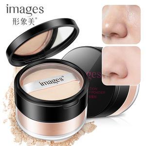 形象美嫩肤修容定妆 蜜粉轻透遮瑕清爽控油滋润保湿散粉彩妆产品
