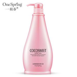 一枝春丝滑卷翘香芬 弹力素 保湿定型 滋养润泽 护发素 洗护
